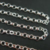 Wholesale Sterling Silver Rolo Chain By the foot | AZ Findings