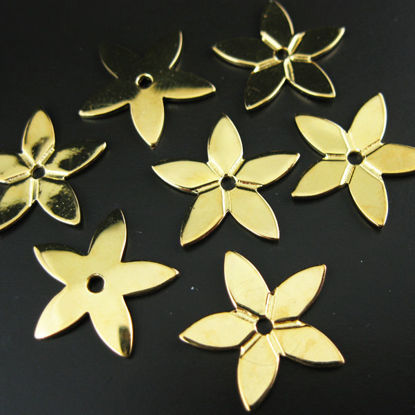 Wholesale Gold plated Sterling Silver Star Charms and Pendants for Jewelry Making, Wholesale Findings