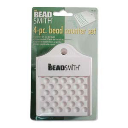 Wholesale Beadsmith 4-pc. Bead Counter Set