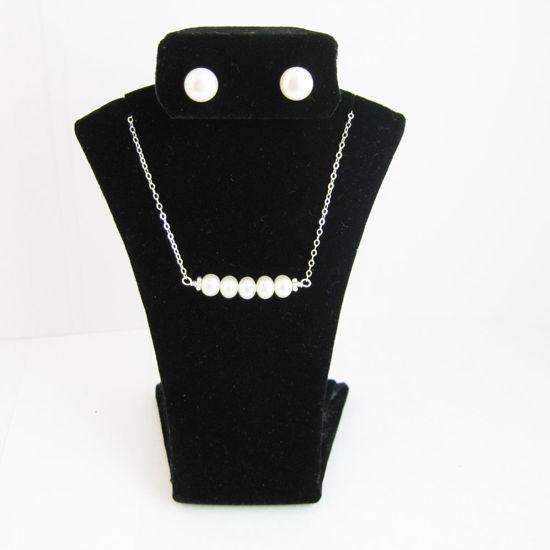 Wholesale Small Jewelry Display - Black