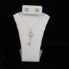 Wholesale Small Jewelry Display - White