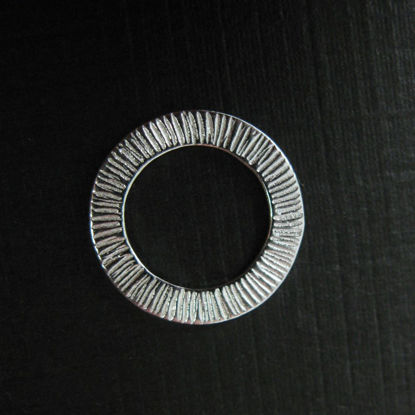 Wholesale Sterling Silver Round Textured Circle Charm Connector - 14mm (1 pc)