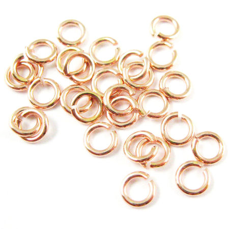 Picture for category Rose Gold plated Sterling Sliver