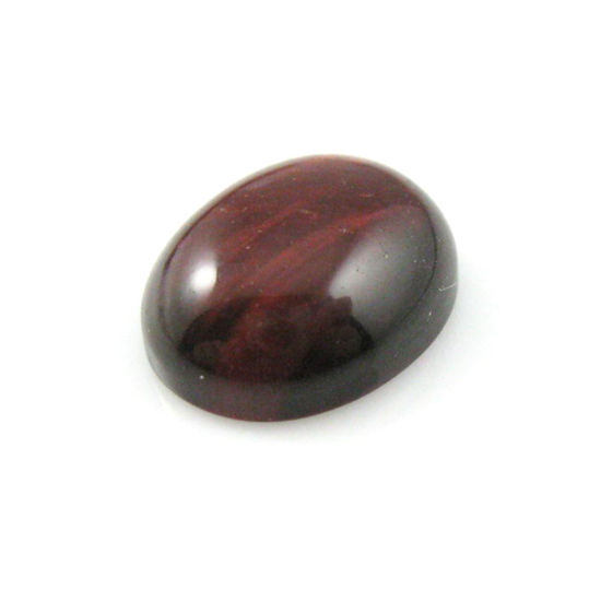 Wholesale Cabochon Red Tiger's Eye Oval, 10x12mm, Grade A+