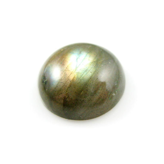 Wholesale Cabochon Labradorite Round, 15mm, Grade A+