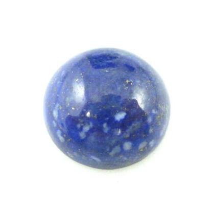 Wholesale Cabochon Lapis Lazuli Round, 14mm, Grade A