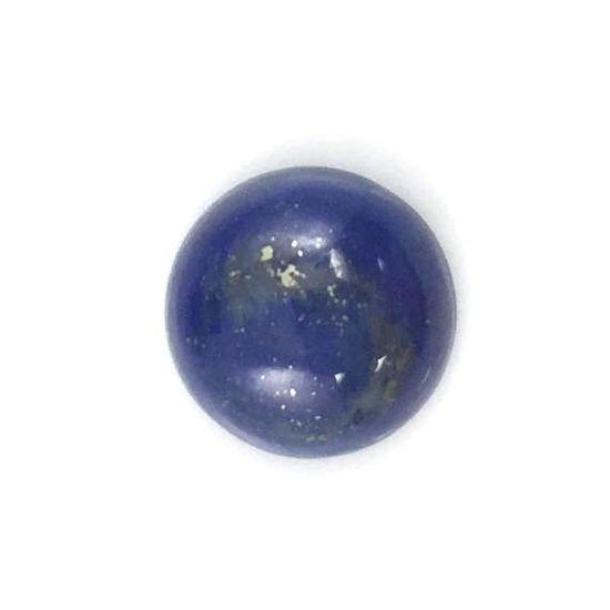 Wholesale Cabochon Lapis Lazuli Round, 10mm, Grade A