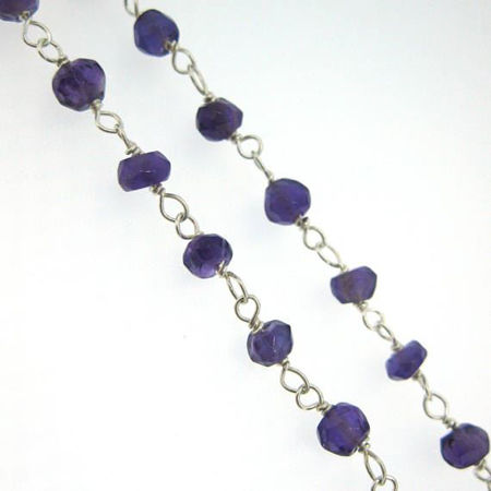 Picture for category Sterling Silver Rosary Chain