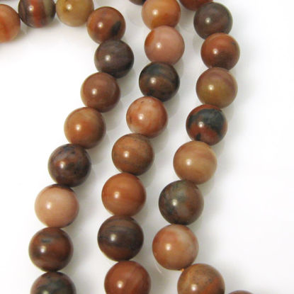 Wholesale China Chalcedite - Smooth Round Beads - 10mm (sold per strand)
