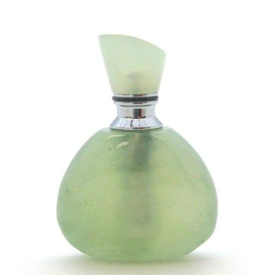Wholesale New Jade Luxury essential oil bottle- Triangle Shape