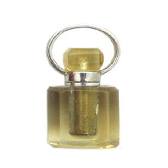 Wholesale Citrine Essential oil bottle, Mini 2- Square Shape - November Birthstone