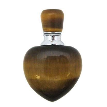 Wholesale essential oil gemstone bottle