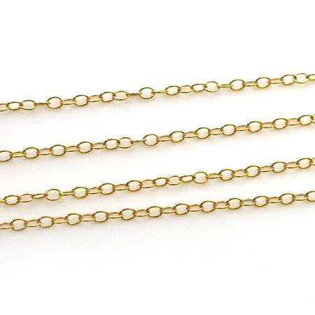Picture for category Gold Filled Chains