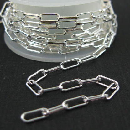 Wholesale Sterling Silver Box Chain By the Foot | AZ Findings