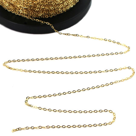Picture for category Gold Sterling Silver Bulk Chains