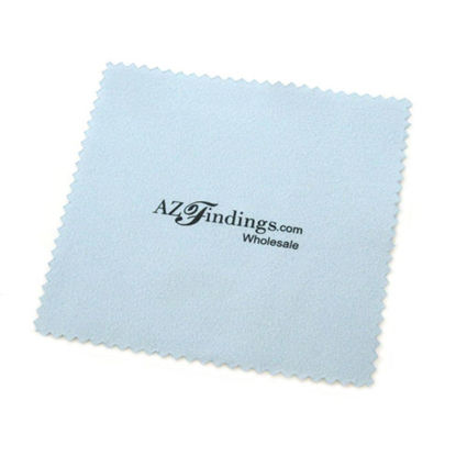 Wholesale Silver polishing cloths with your logo