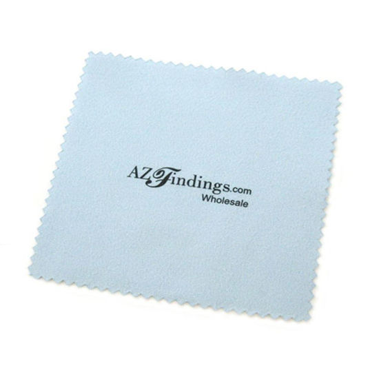Wholesale AZ Findings Jewelry Polishing Cloths ( pack of 10 Pieces)