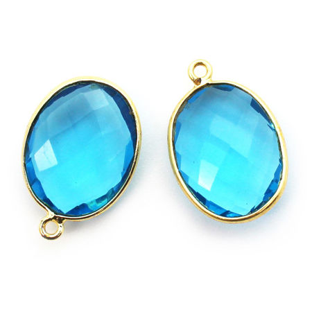 Picture for category Gold Oval Pendants