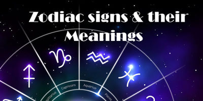 What is zodiac sign and their meanings?