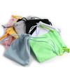 Wholesale High Quality Microfiber Jewelry Bags (pack of 12 Pieces)