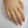 Wholesale 925 Sterling Silver Tree Branch Ring - Adjustable  Size(1 piece)
