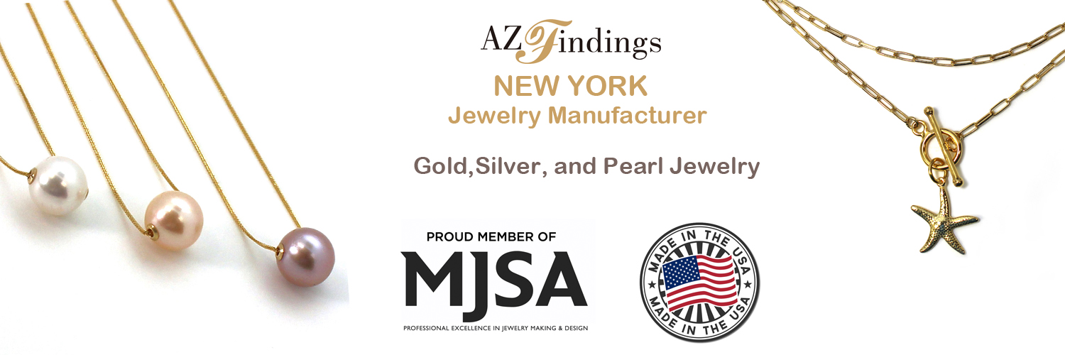 Jewelry wholesale gold silver and pearl jewelry
